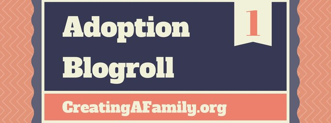 Great list of adoption blogs