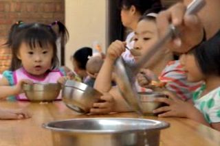 special needs Chinese orphans