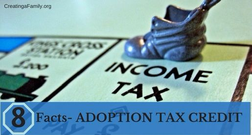 Facts About Adoption Tax Credit