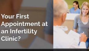 What happens at your first infertility visit