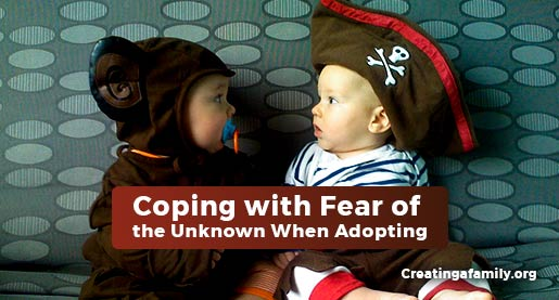 coping with fear and uncertainty in special needs adoption