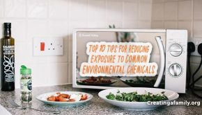 If you are pregnant or trying to get pregnant, how to reduce exposure to everyday chemicals at home and in food.